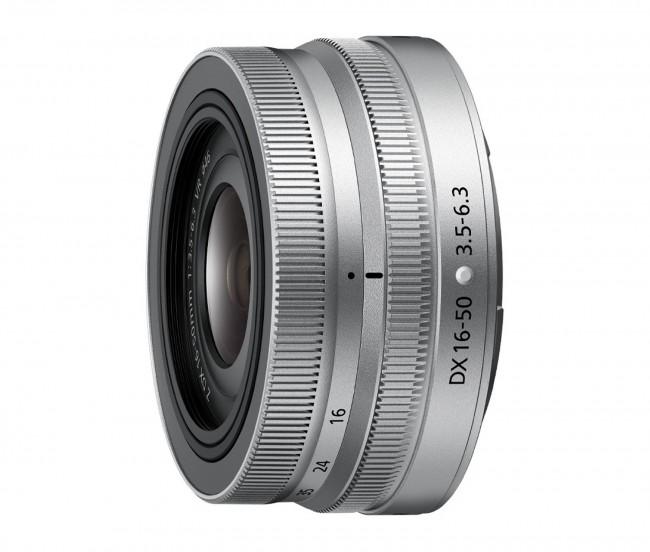 Nikkor Z 16-50mm f/3.5-6.3 Srebrny - zdjęcie główne