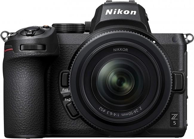 Nikon Z 5 + NIKKOR Z 24-50mm f/4-6.3 - zdjęcie główne