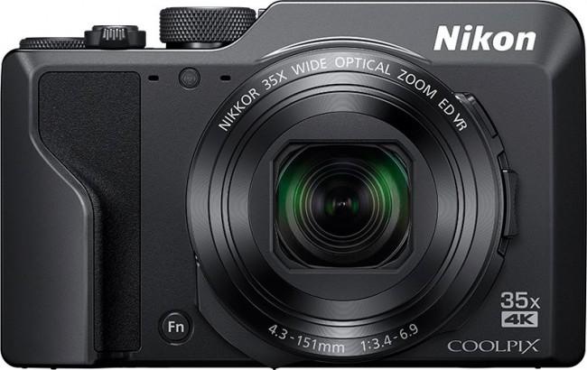 Nikon COOLPIX A1000 czarny - zdjęcie główne