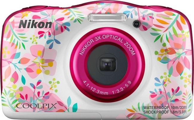Nikon COOLPIX W150 kwiaty - zdjęcie główne