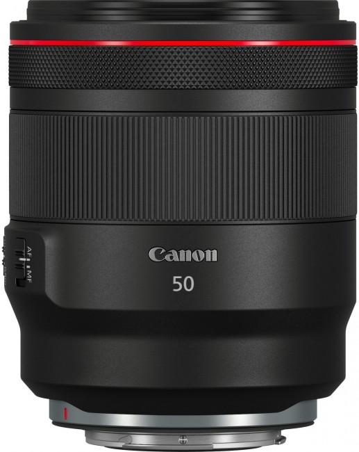Canon RF 50mm F1.2L USM - zdjęcie główne