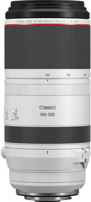 Canon RF 100-500mm F4.5-7.1L IS USM - zdjęcie główne