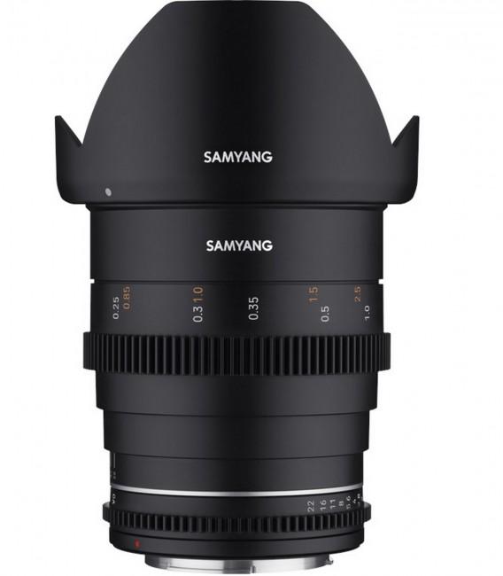 SAMYANG 24MM T1.5 VDSLR MK2 MFT - zdjęcie główne