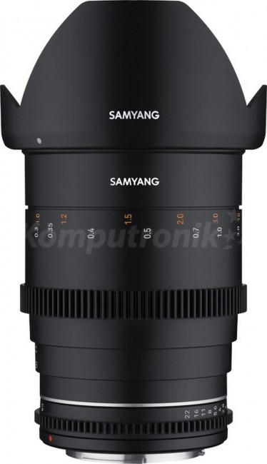 SAMYANG 35MM T1.5 VDSLR MK2 CANON - zdjęcie główne