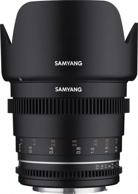 SAMYANG 50MM T1.5 VDSLR MK2 MFT - zdjęcie główne