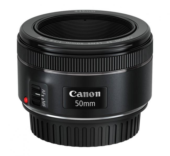 Canon EF 50mm f/1.8 STM - zdjęcie główne