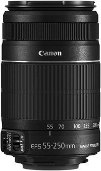 Canon EF-S 55-250mm f/4-5.6 IS II OEM