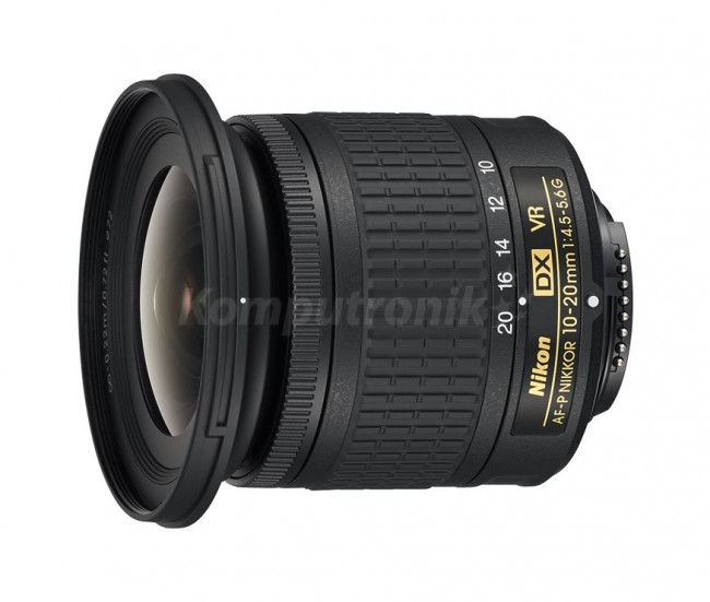 Nikkor AF-P 10-20mm f/4.5-5.6G VR - zdjęcie główne