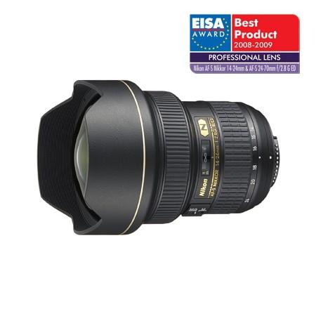 Nikkor 14-24mm f/2.8G ED AF-S - zdjęcie główne