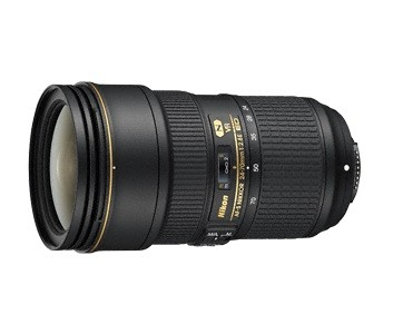 Nikkor 24-70mm f/2.8E ED VR AF-S - zdjęcie główne