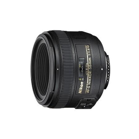 Nikkor AF-S 50mm f/1.4G - zdjęcie główne