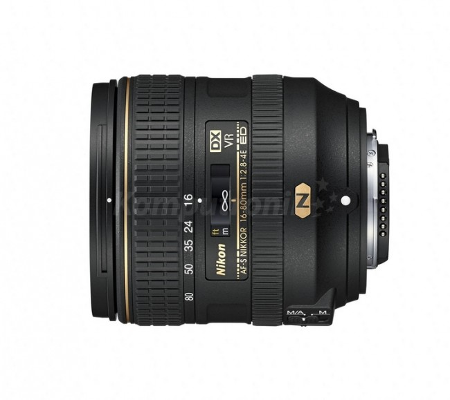 Nikkor AF-S 16-80mm f/2.8-4E ED VR DX - zdjęcie główne