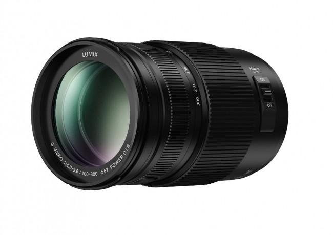 Panasonic LUMIX G VARIO 100-300mm f/4-5.6 II Power O.I.S. - zdjęcie główne