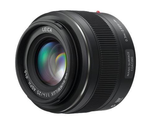 Panasonic LEICA DG SUMMILUX 25mm f/1.4 ASPH - zdjęcie główne