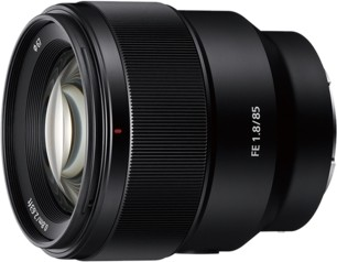 Sony 85 mm f/1.8 mocowanie typu E - zdjęcie główne