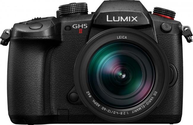 Panasonic LUMIX DC-GH5 Mark II + Leica 12-60mm F/2.8-4 - zdjęcie główne