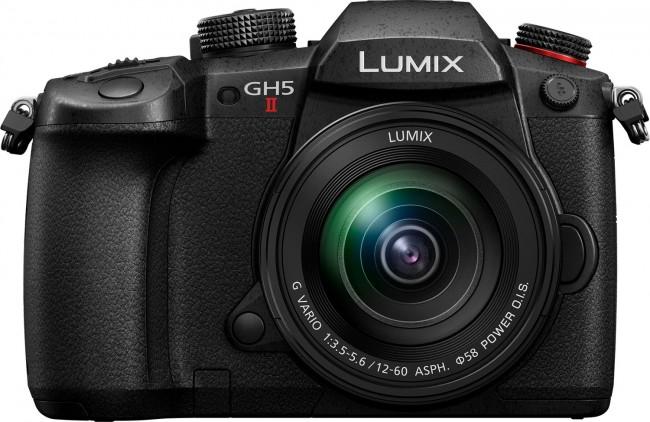 Panasonic LUMIX DC-GH5 Mark II + LUMIX G 12-60mm f/3.5-5.6 - zdjęcie główne
