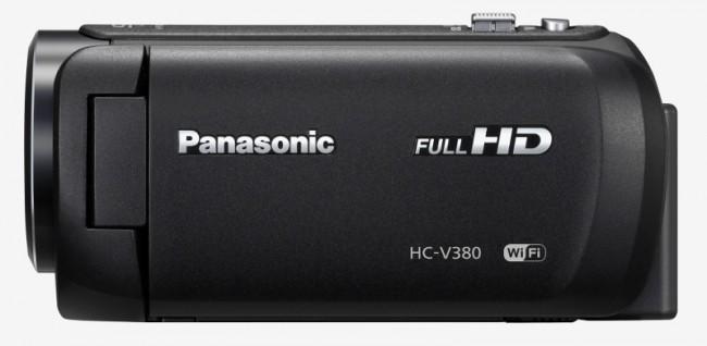 Panasonic HC-V380EP-K czarna - zdjęcie główne