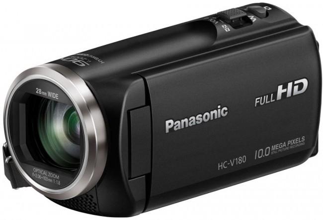Panasonic HC-V180EP-K czarna [oferta Outlet] - zdjęcie główne
