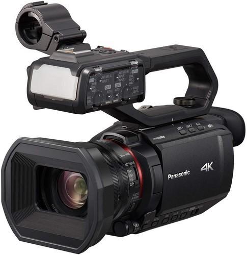 Panasonic HC-X2000 4K Ultra HD czarna - zdjęcie główne