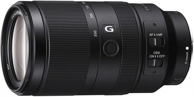 Sony 70-350mm F4.5-6.3 G OSS mocowanie typu E - zdjęcie główne