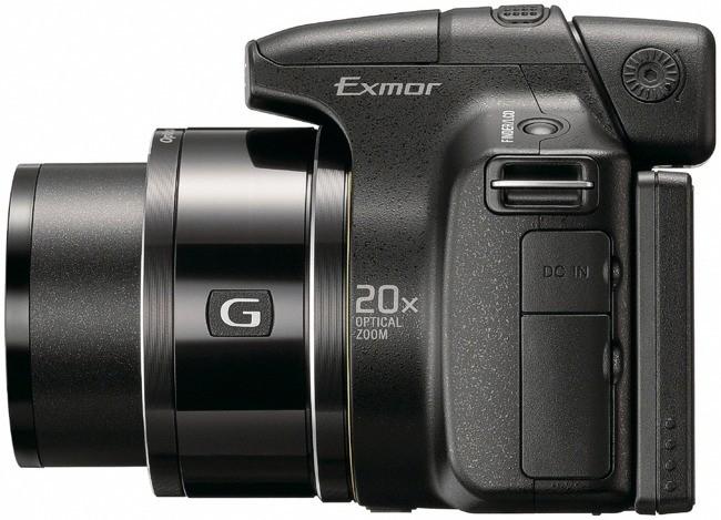 Sony Cyber-Shot DSC-HX1 - zdjęcie główne
