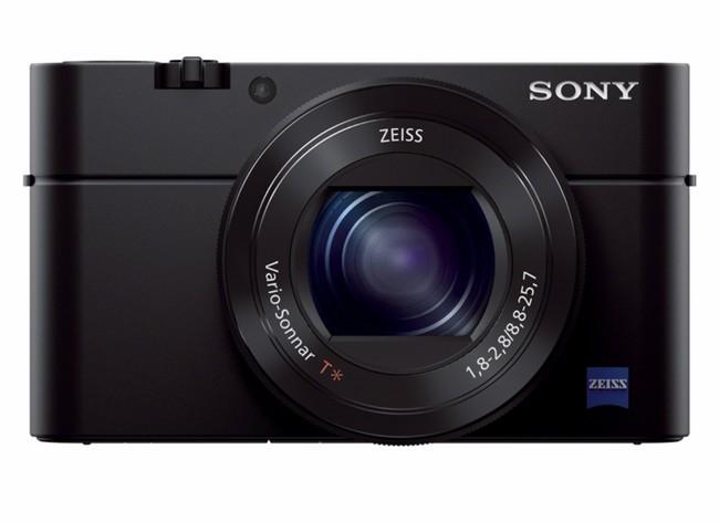 Sony Cyber-Shot DSC-RX100 mark III - zdjęcie główne