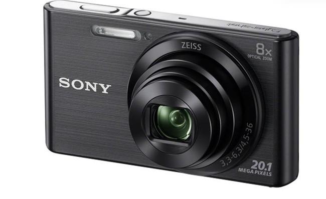 Sony Cyber-Shot DSC-W830 Czarny - zdjęcie główne