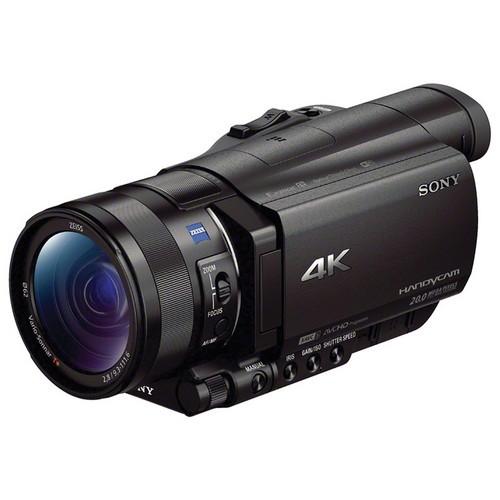 Sony FDR-AX100E 4K - zdjęcie główne