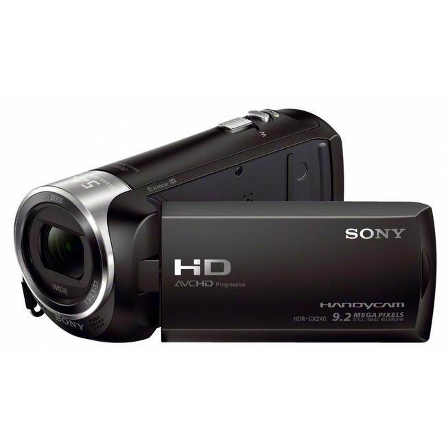 Sony HDR-CX240 czarna - zdjęcie główne