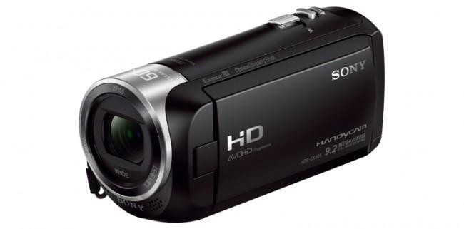 Sony HDR-CX405 czarna - zdjęcie główne