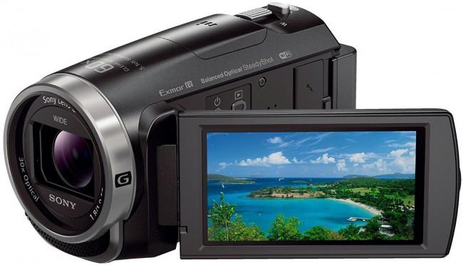 Sony HDR-CX625 czarna - zdjęcie główne