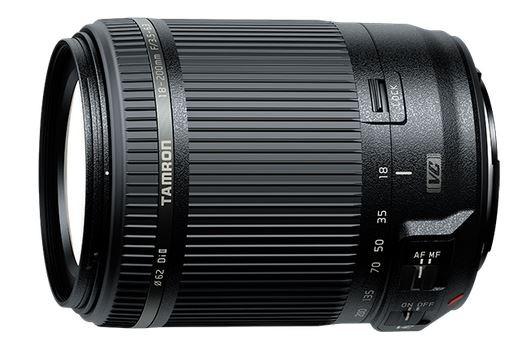Tamron 18-200mm F/3.5-6.3 Di II VC Canon - zdjęcie główne