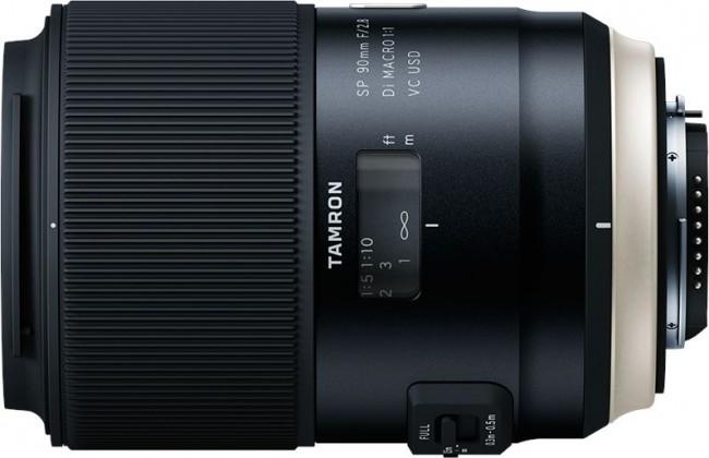 Tamron SP 90MM F/2.8 DI VC USD Nikon - zdjęcie główne