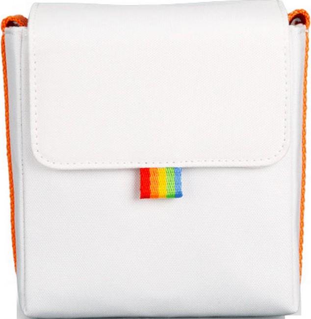 Polaroid Now Bag White - Orange - zdjęcie główne