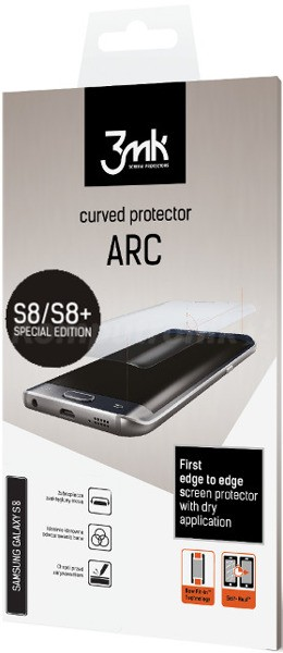 3mk ARC SE do Samsung Galaxy S8 - zdjęcie główne