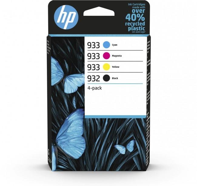 HP No. 932 czteropak - zdjęcie główne