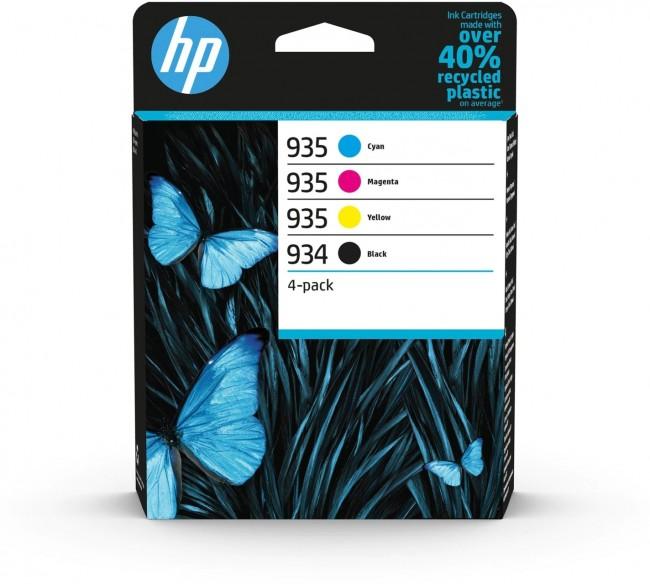 HP No. 934 czteropak - zdjęcie główne