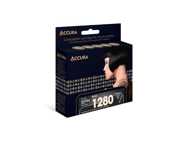 Accura ink Brother (LC1280/1240/1220XLBK) zamiennik - zdjęcie główne