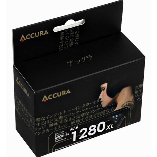 Accura ink Brother (LC1280XLBK) zamiennik - zdjęcie główne