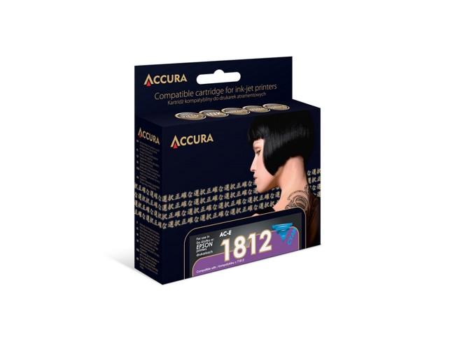 Accura ink Epson (T1812) zamiennik - zdjęcie główne