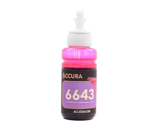 Accura ink Epson (T6643) zamiennik - zdjęcie główne