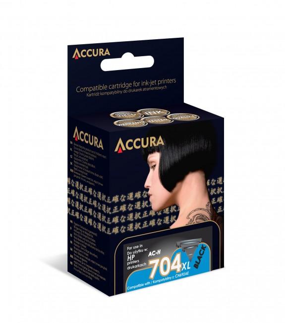 Accura ink HP No. 704 XL (CN692AE) zamiennik - zdjęcie główne