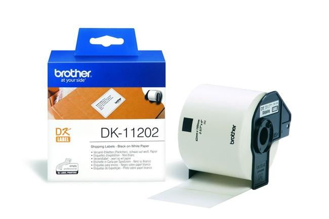 Etykiety Brother DK-11202 - zdjęcie główne