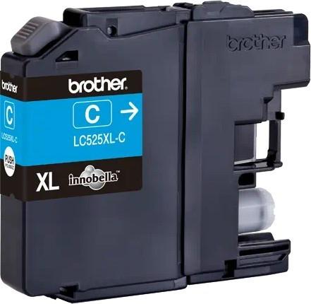 Brother LC 525 XL błękitny - zdjęcie główne