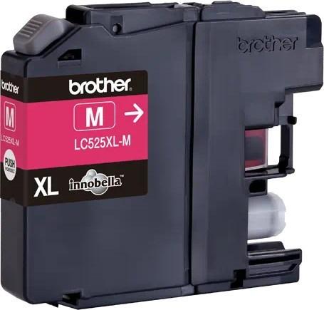 Brother LC 525 XL purpurowy - zdjęcie główne