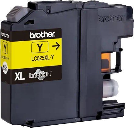 Brother LC 525 XL żółty - zdjęcie główne
