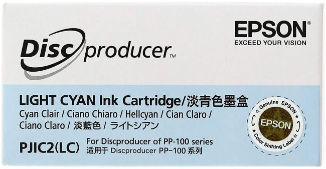 Epson PJIC2/PP-100 Cyan - zdjęcie główne