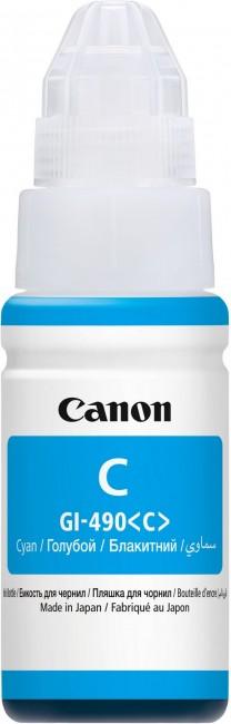 Canon GI-490 błękitny - zdjęcie główne