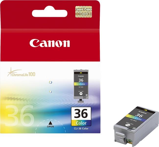 Canon CLI 36 kolor - zdjęcie główne